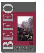 Bulletin de l'École française d'Extrême-Orient (2012-2013)