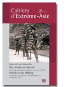 Cahiers d'Extrême-Asie 23 (2014)