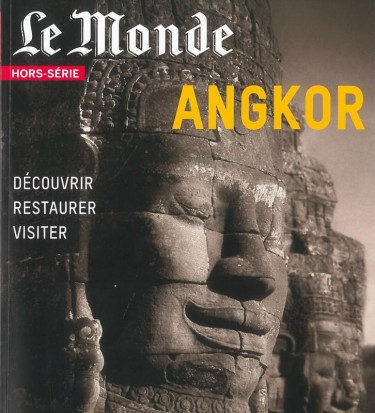 Vient de paraître: Le Monde Hors Série N°62 Angkor - juillet-août 2018