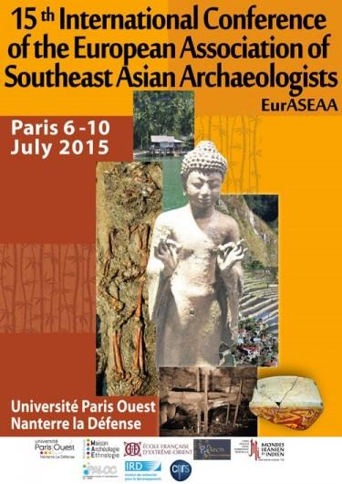 15ème conférence internationale de la ''European Association of Southeast Asian Archaeologists'' (EurASEAA)