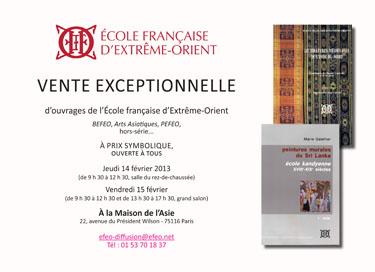 Publications de l'École française d'Extrême-Orient