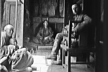 Exposition ''Les voyages de Jacques Bacot et la naissance des études tibétaines modernes en France''