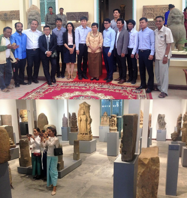Reopening Ceremony of Battambang Provincial Museum