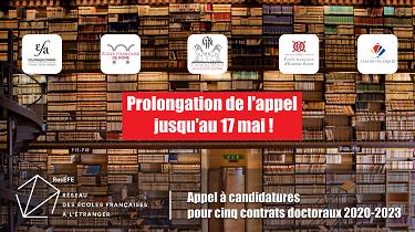Contrat doctoral EFEO 2020