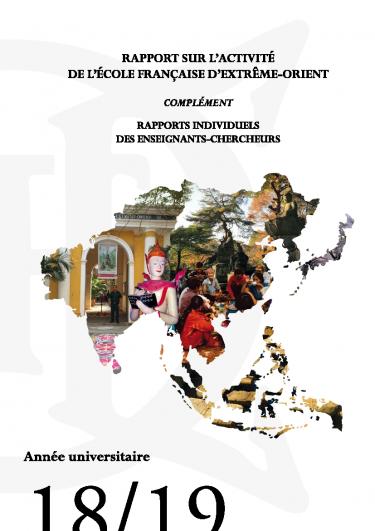 Second volume du rapport d'activité 2018/2019