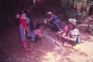 Mise en ligne du fonds photographique de l'ethnologue Otomé Klein
