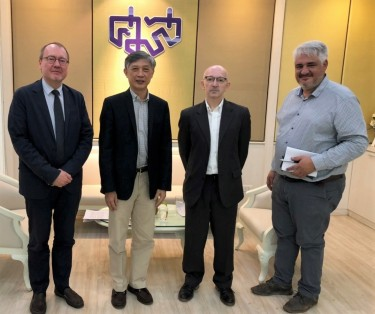 Director's visit to the EFEO Centre in Bangkok