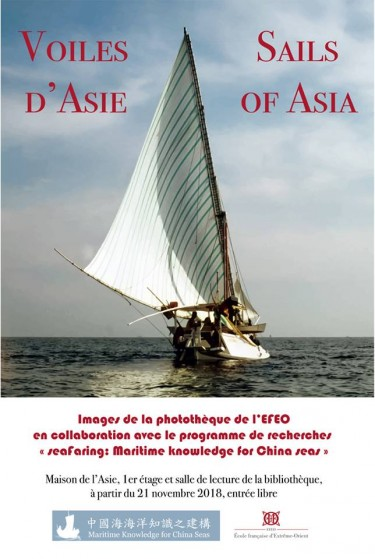 Exposition Voiles d'Asie / Sails of Asia