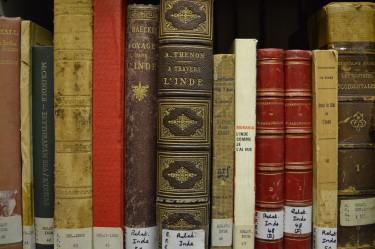 Bibliothèque de l'EFEO