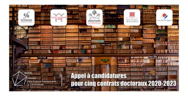 Doctoral contract – Campaign 2020
