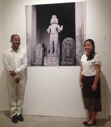 Exposition ''Missing Objects from the Wat Po Veal and Battambang Provincial Museums''